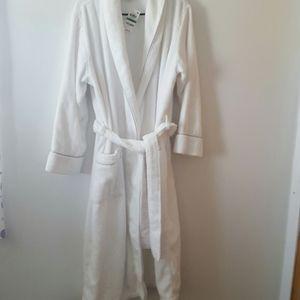 Premium Charter Club Luxury Terry cloth robe L